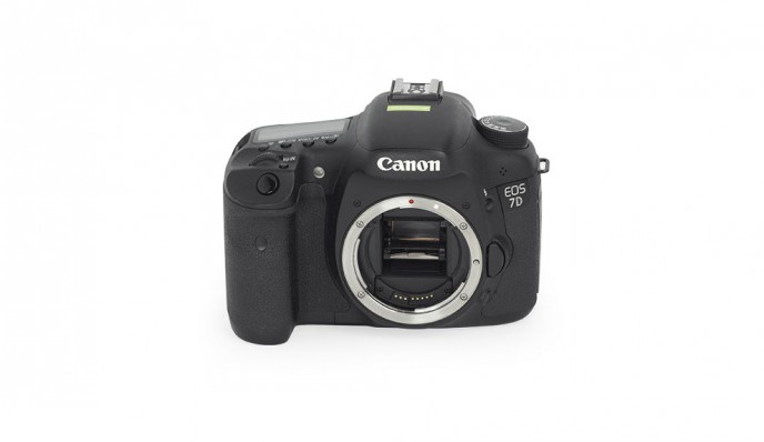 EOS 7D // 18MP // HF (APS-C) // VideoHD