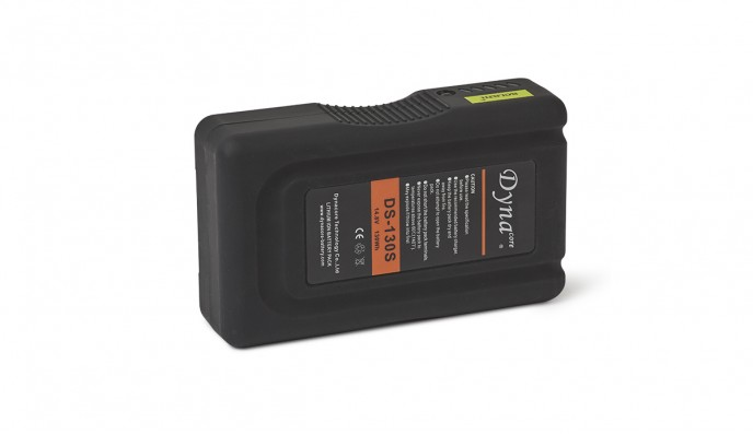 Extra V-Lock Battery DS-130S // 14.8V 130Wh