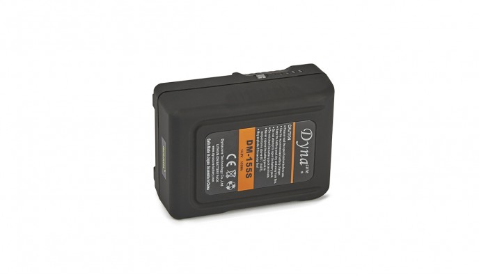 Extra V-Lock Battery DM-155S // 14.8V 155Wh