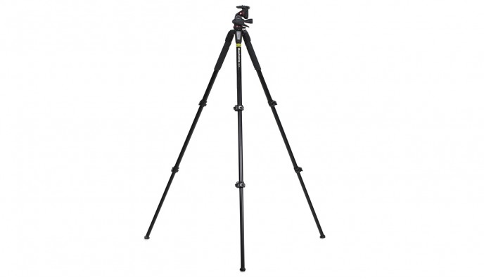 Tripod MT055PRO3 with 3-way head MHXPRO-3WG