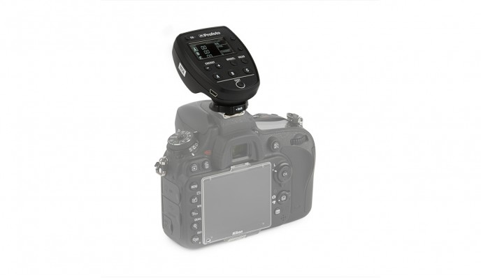 Air Remote TTL-N // for Nikon (2x AAA batteries not included)