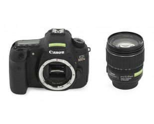 EOS 60D A // 18MP // HF (APS-C) // IF Filter for Astro-Photography