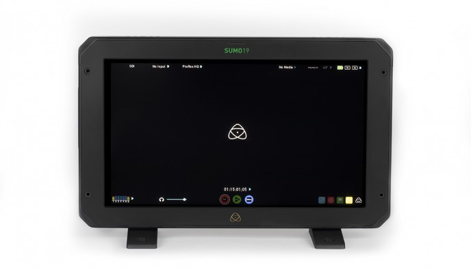 "Sumo 19"" Monitor/Recorder 4K 60p HDR"