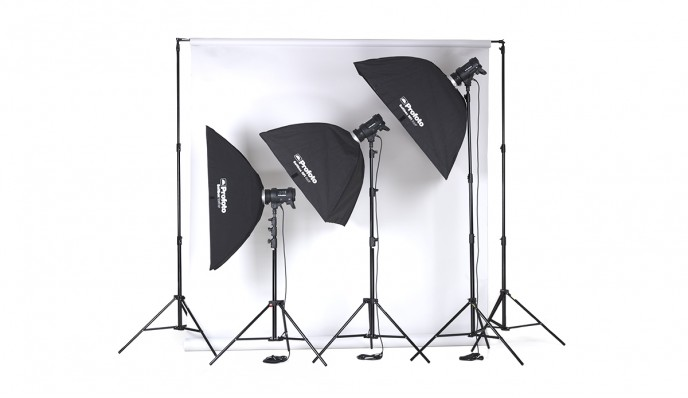 Kit Profoto Studio 2