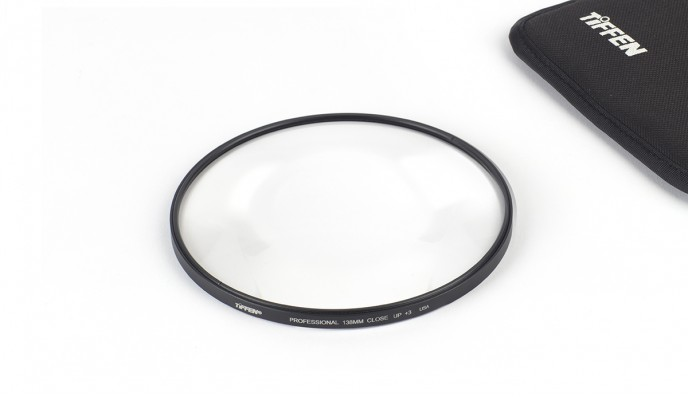 +3 Close Up Diopter // 138mm Drop-in