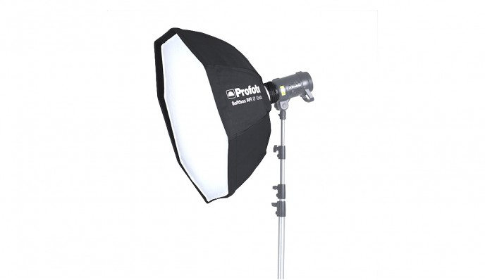 Softbox RFi 3' OCTA + Speedring