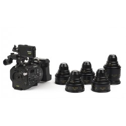 Kit Sony PXW-FS7M2 + Cooke Speed Panchro