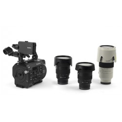 Kit Sony PXW-FS7 + Sony Zoom GM
