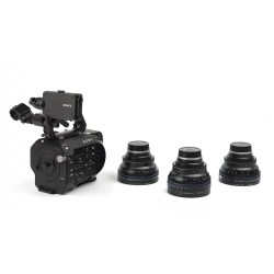 Kit Sony PXW-FS7 + Zeiss Compact Prime CP.2