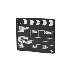 ClapperBoard (chalk not included)