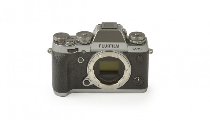 Fujifilm X-T1 / 16MP / APS-C // Video Full HD