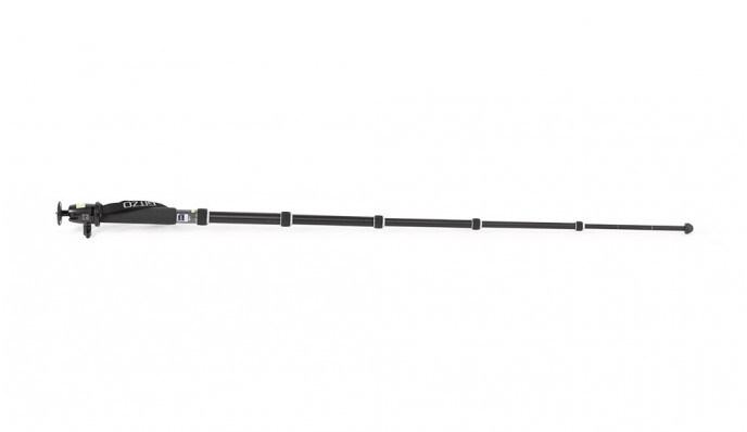 Photo Monopod G 1566 MK2 with 496RC2 Head
