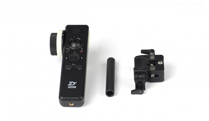 Motion Sensor Remote Control for Crane 2