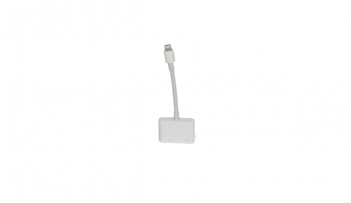 Adaptador Lightning a HDMI