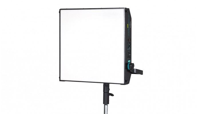 Expression 66 // Flash Panel Head with Stand // 250-500W