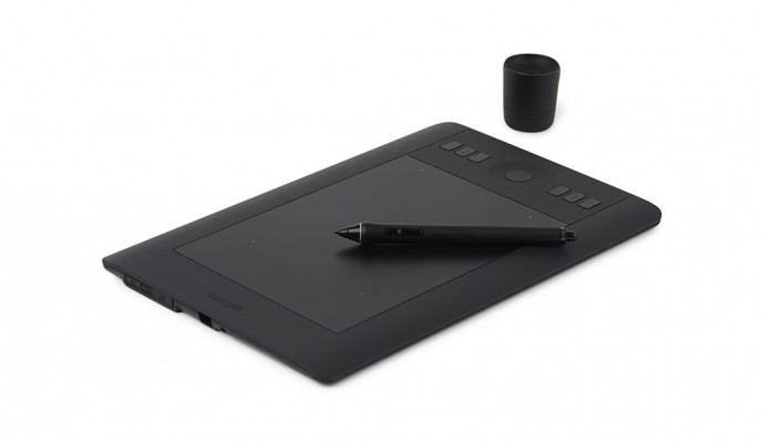 Creative Pen & Touch Tablet Intuos Pro S Wireless / 320x208x12mm