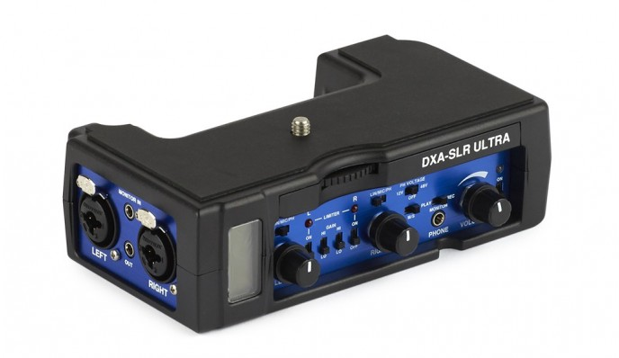 DXA-SLR Ultra // Microphone Adapter