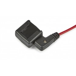 Hot Shoe with Remote Sync Port + Cable