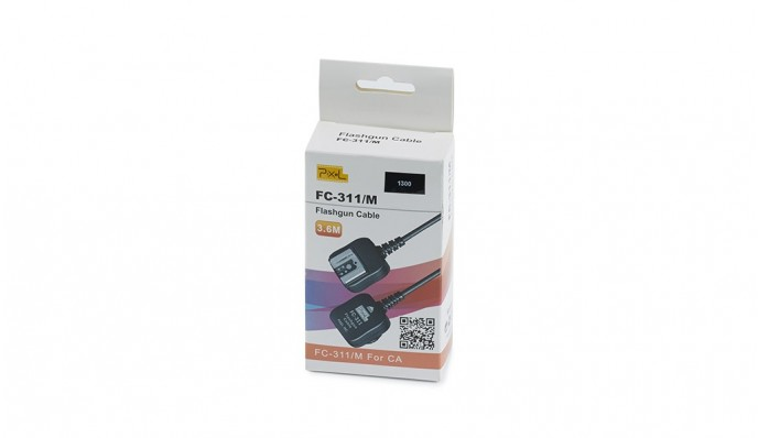 Flashgun Cable Trigger // FC-311/M for Canon 3.6m
