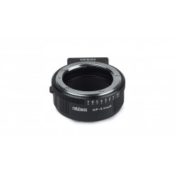 Sony E-Mount - Nikon G Adapter