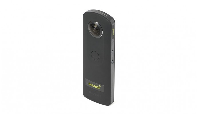 Theta S // 12MP // 360 Camera // VideoHD