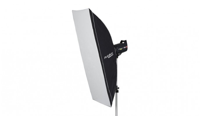 Rotalux Recta Softbox 130x50cm // 4.26 x 1.64'