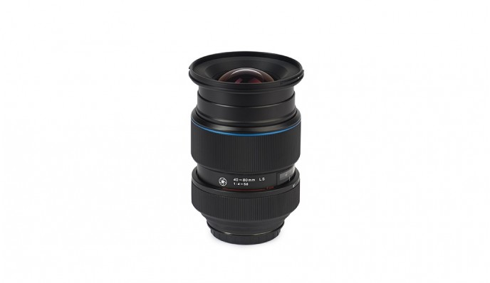40-80mm / 4-5.6 // Blue Ring // LS