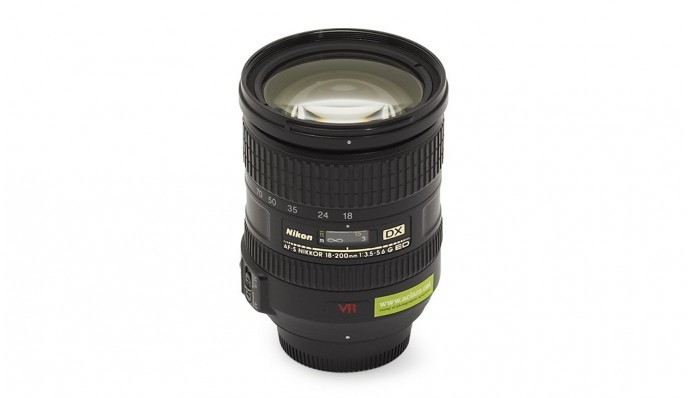 18-200mm / 3.5-5.6 // IF // ED // VR // AF-S // HF (DX)