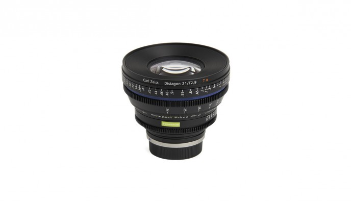 21mm / 2.9 // Compact Prime CP.2 // EF
