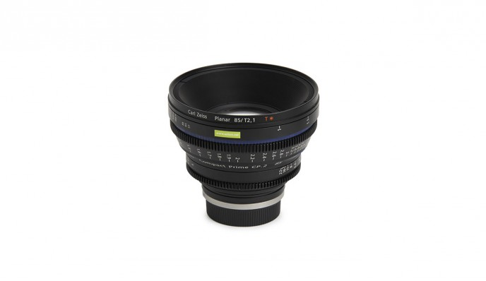 85mm / 2.1 // Compact Prime CP.2 // EF