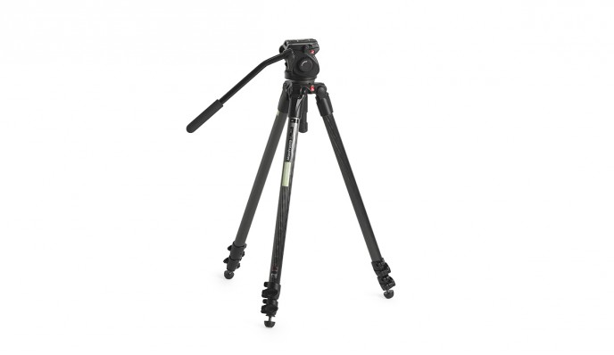 Video Tripod 501 II HDV