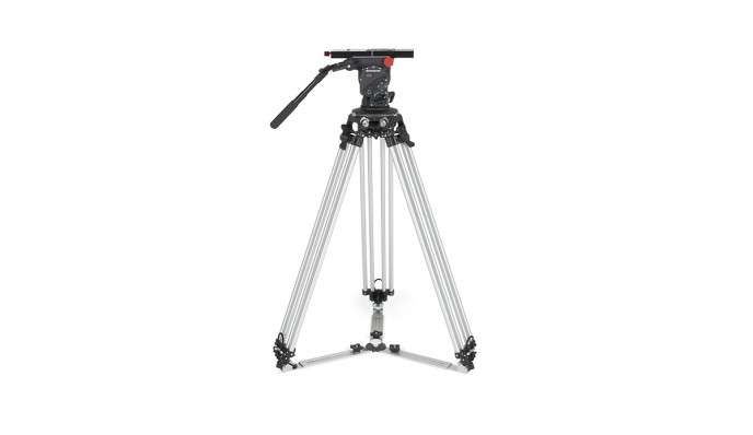 Tripod with Oconnor Ultimate 2560 Head