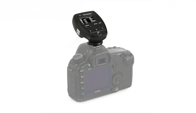 Air Remote TTL-C // for Canon (2x AAA batteries not included)