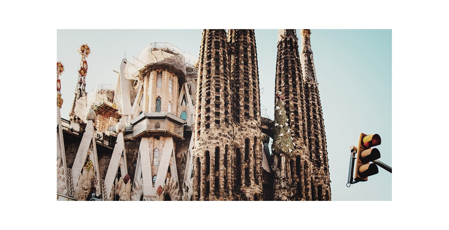 5 photogenic spots in Barcelona